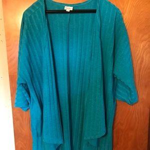 Lularoe Lindsay Komono Sweater